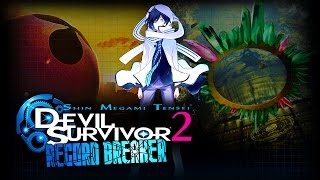 Shin Megami Tensei: Devil Survivor 2 Record Breaker - Story Trailer