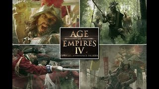 Neue Information zu Age of Empires 4 // Deutsch //