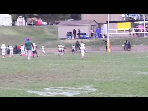 Keo touchdown 8u