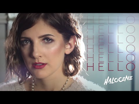 Adele - Hello - Rock cover by Halocene (Not Holocene or Bon Iver)