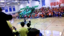 Fountain Hills High School prep rally (2010)