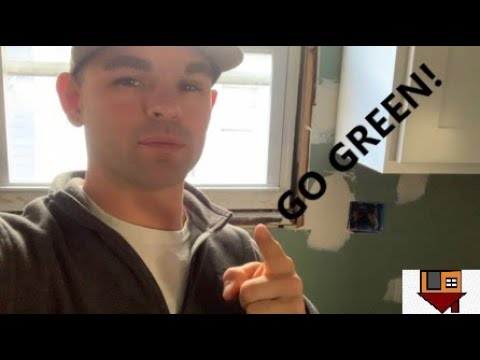 House Flipping Use Green Drywall Tip - Investor Renovation Mastery
