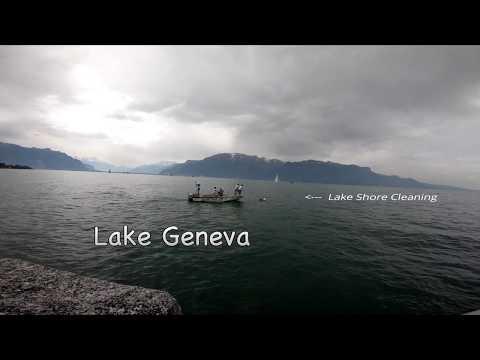 Vevey, Switzerland 4K