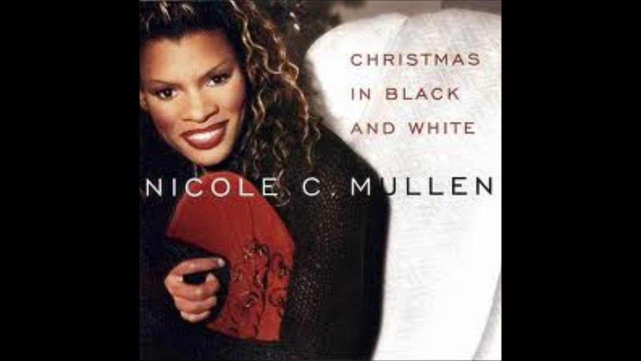 christmas in black and white nicole c mullenwmv youtube - Christmas In Black And White