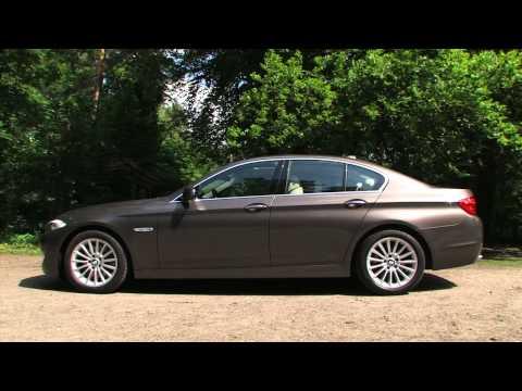 BMW 530d Limousine (F10): Jahreswagen, sportlich und effizient