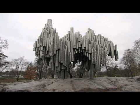 Sibelius Monument Helsinki, Finland