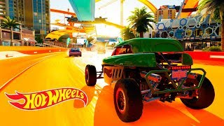 Hot Wheels Forza Horizon - Desafio de Corrida | Andrade Games