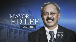 San Francisco Shocked By Sudden Passing Of Mayor Ed Lee