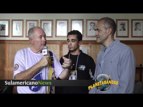 Sulamericano News com James Keith
