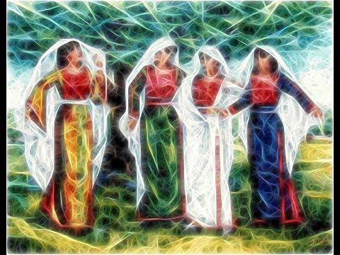 Четыре жены: !