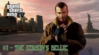GTA IV - Mission 1: The Cousin