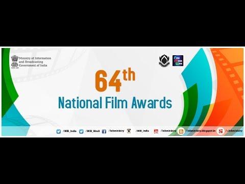 64th #NationalFilmAwards Presentation Ceremony