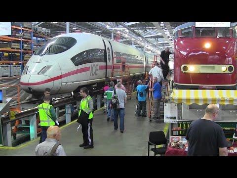 175 jaar Spoorwegen Werkplaats Ned Train Leidschendam
