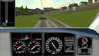 Eurostar Short Crash in MSTS Thumbnail