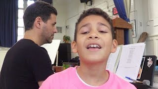 "PS22 Chorus ""THE ROSE"" Bette Midler (by Amanda McBroom)"