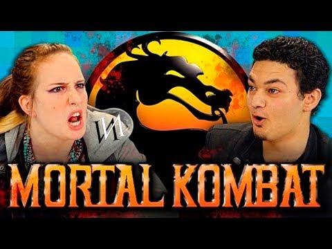 Скачать Mortal Kombat 2011 через торрент бесплатно - Игры