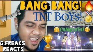 Your Face Sounds Familiar 2018: TNT Boys as Jessie J., Ariana Grande, & Nicki Minaj   Bang bang