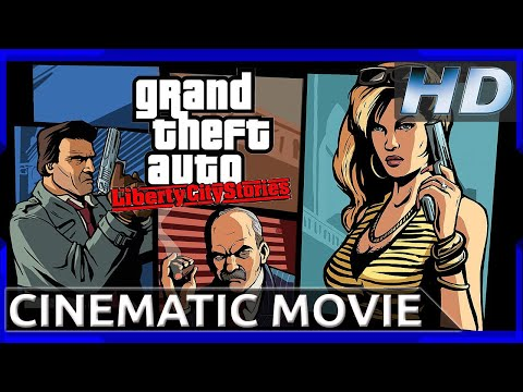 Grand Theft Auto: Liberty City Stories - 10 Year Anniversary - Cinematic Movie (1080p HD)
