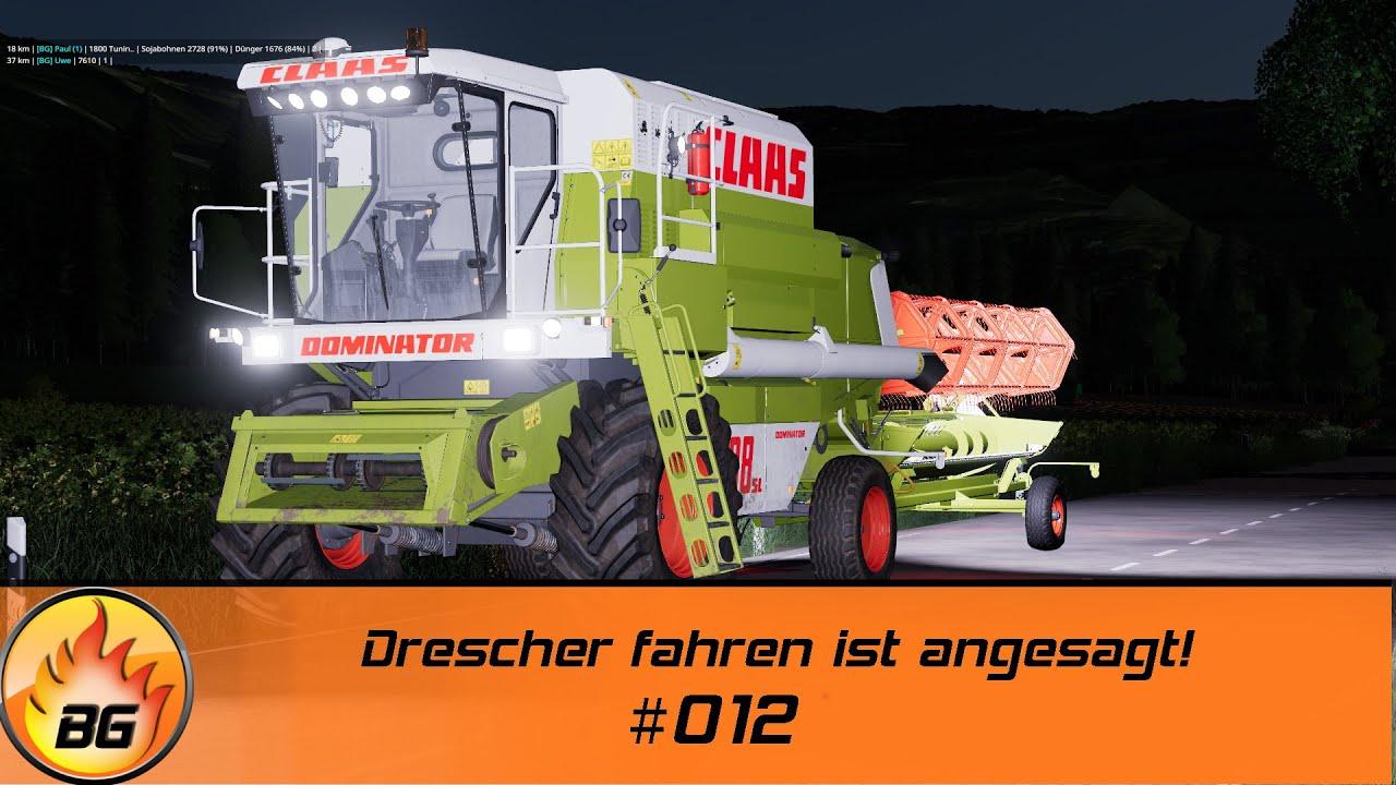 LS19 - Stappenbach #012 | Drescher fahren ist angesagt! | FS19 | Let's Play [HD]