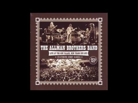 The Allman Brothers Band Featuring Jerry Garcia – Live at the Cow Palace, 1973