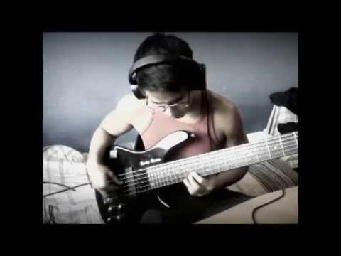 Simon M. Svensson - Profectiones - Solo Bass Improvisation Loop