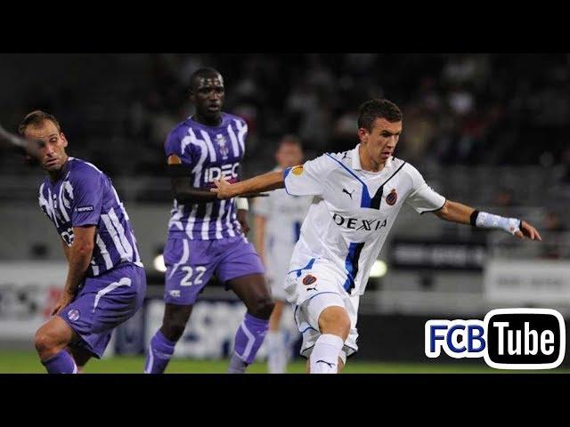 2009-2010 - Europa League - 06. Groep J Match 2 - FC Toulouse - Club Brugge 2-2
