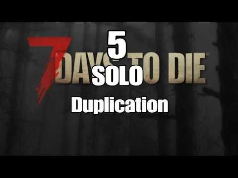 7 Days To Die Top 5 Glitchs 2017