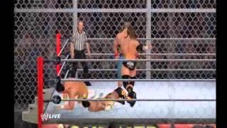 WWE 12 Gameplay (Wii)