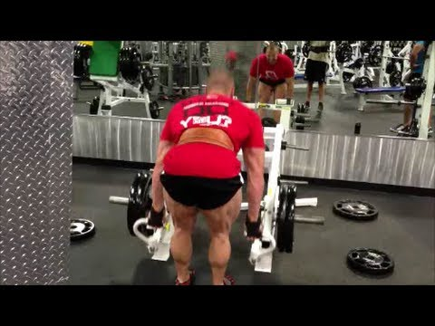 Holy Styrationz Batman! Leg Training 1 Week Out From The EPIC UPRISING Guest Posing!