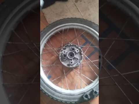 Демпферы  на колесо мопед рига