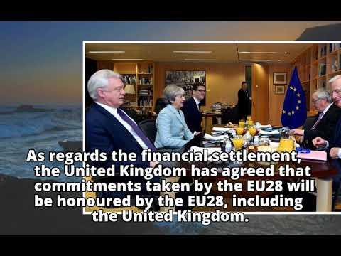 EU executive says 'sufficient progress' made in Brexittalks