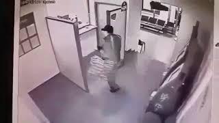 Ограбление банка в Казахстане. Город Алматы.