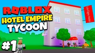 ELGE HOTEL! #1-English Roblox: Hotel Empire Tycoon