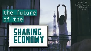 What's Next for the Sharing Economy?