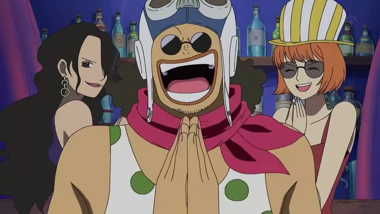One Piece Man to Girl Transformation - YouTube