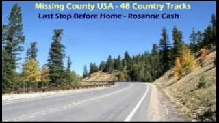 Watch Rosanne Cash Last Stop Before Home video