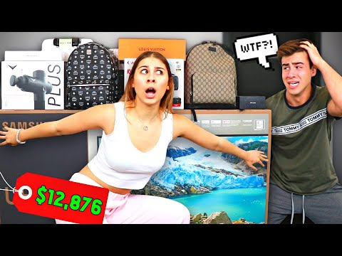 I Let My Girlfriend BUY Anything Using MY Credit Card..