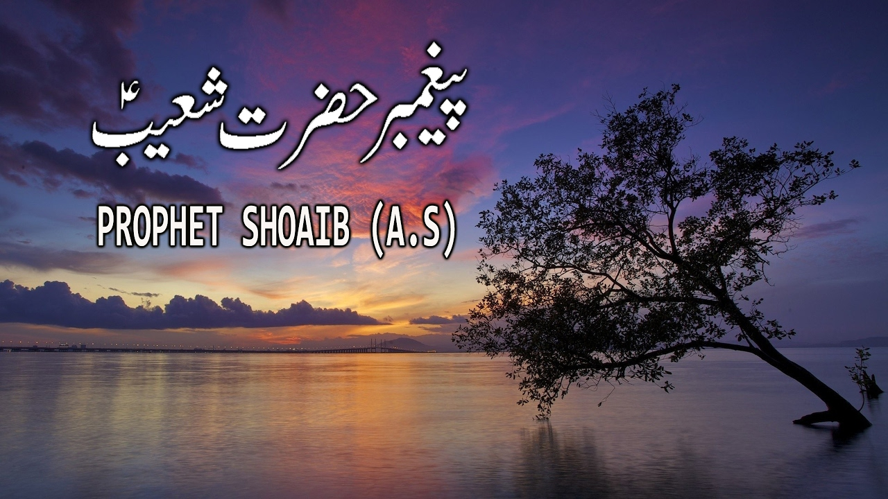 Image result for Hazrat Shoaib alaihis salam
