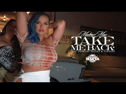 Malow Mac - Take Me Back Ft: Frenchy Valens & Fingazz (Official Music Video)