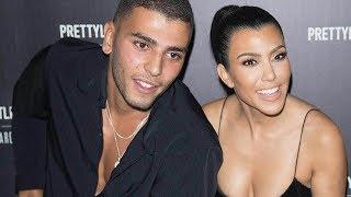 Kourtney Kardashian Helping Boyfriend Younes Bendjima Open New Restaurant