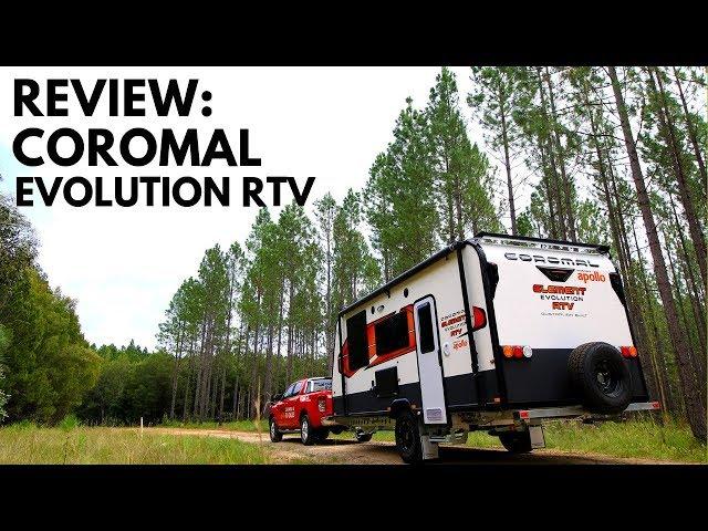 Review: Coromal Element 553 Evolution RTV