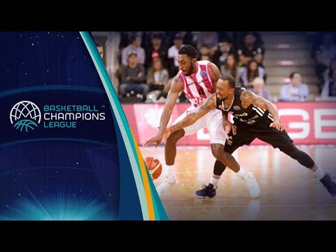 Ryan Boatright with the dagger to the heart of Telekom Baskets Bonn!