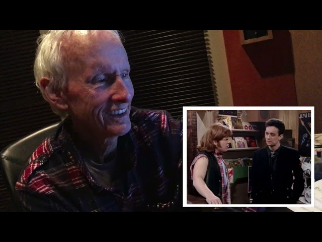 Robby Krieger Reacts to KIDS IN THE HALL Clip