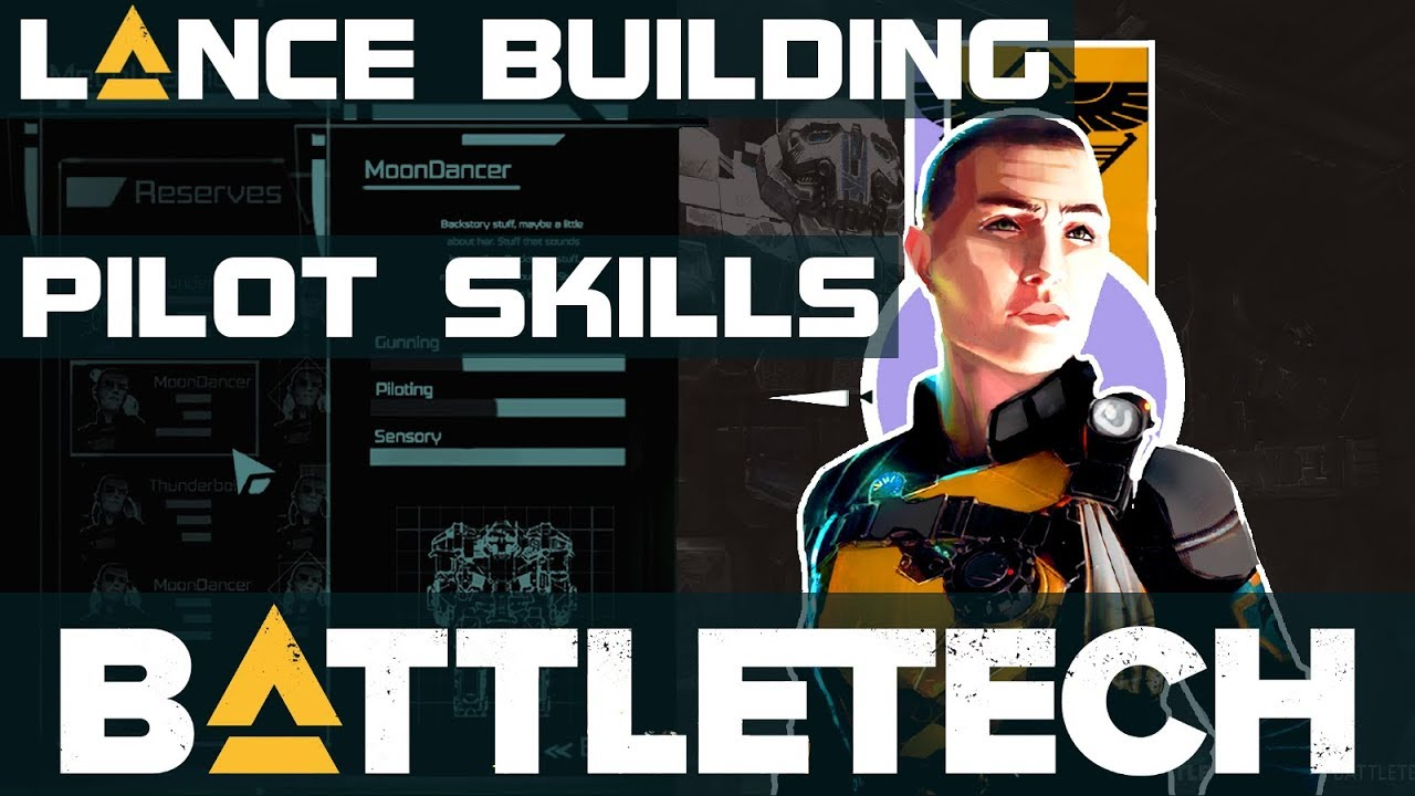 BATTLETECH - Mechwarrior Skills and Classes