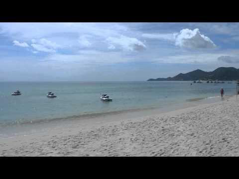 タイランド2013 サムイ島 チャウエンビーチ⑥