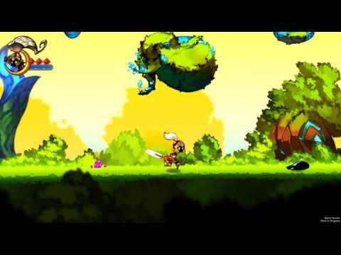 Pankapu Kickstarter Alpha Playthrough |