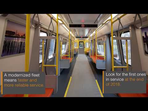 Orange Line | Vehicle Procurement (July 2018)