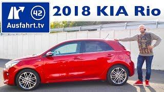 2018 Kia Rio 1.0 T-GDI 120 Platinum - Kaufberatung, Test, Review