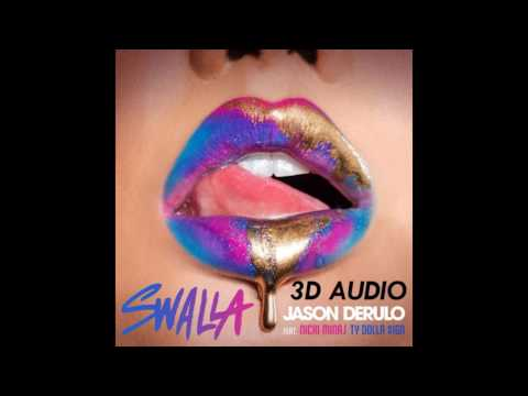[3D AUDIO!!!] Jason Derulo - Swalla ft. Nicki Minaj & Ty Dolla $ign (Download audio!)
