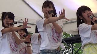 きみともキャンディ 2017.8.26 『夏空』『Show Must Go On』 イオン川之...